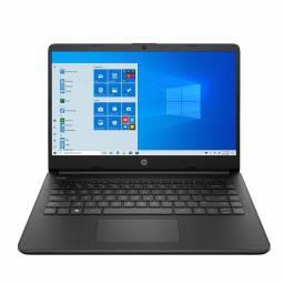 Notebook HP 14-fq0013dx Black