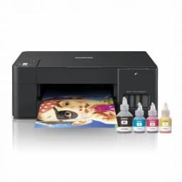 Impresora Chorro Tinta Color Brother Multifuncion C/Sistema Continuo Original DCPT220