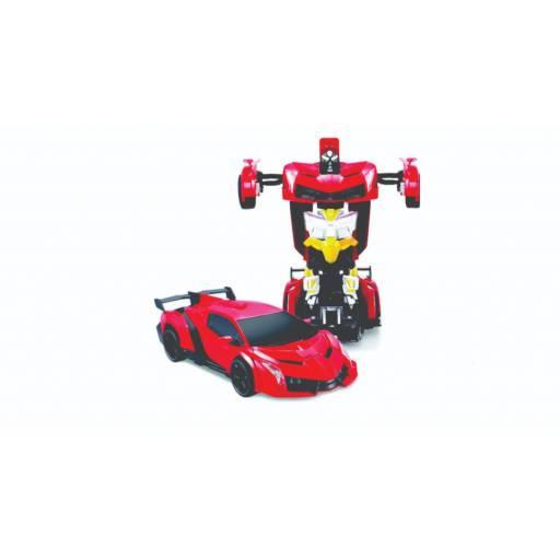 Auto a Control Remoto Transformers 6603