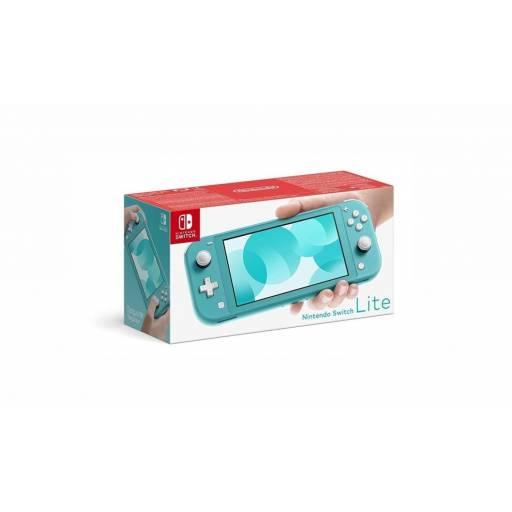 Nintendo Switch Lite Turquesa