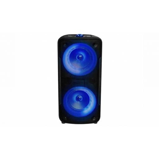Parlante Ledstar Portable Bluetooth LP-VOICE