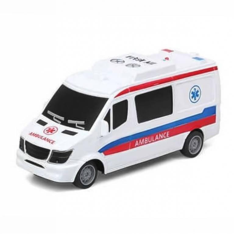 Ambulancia City a Control Remoto (HT-148)