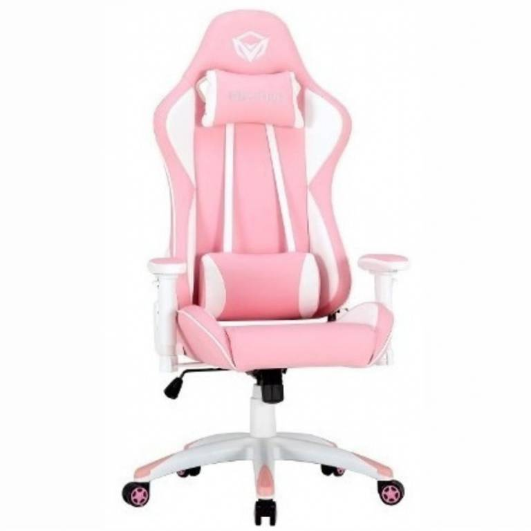 Silla Meetion Gaming MT-CHR16 White/Pink