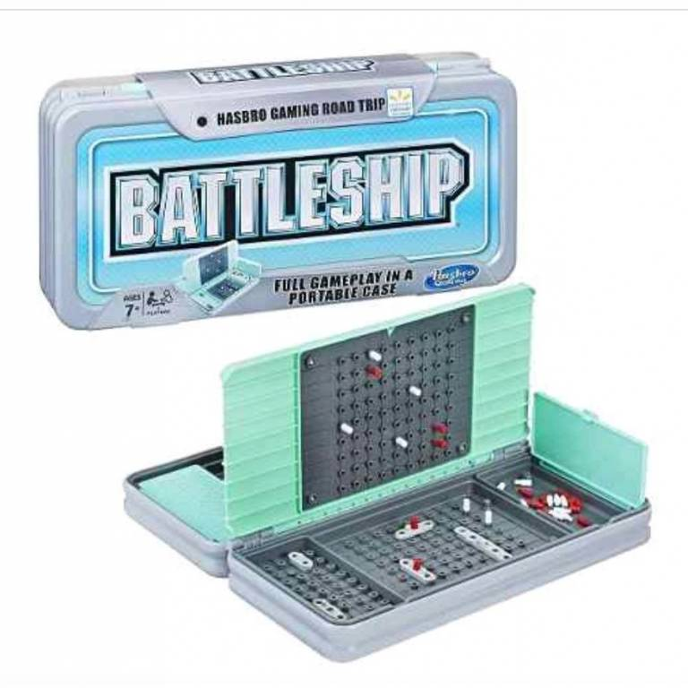 Juego de Mesa Hasbro BATTLESHIP de Viaje