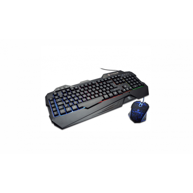 Combo Teclado + Mouse Rip Color Gaming J0201