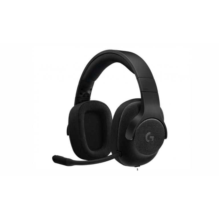 Auricular Logitech Gaming G433 Black