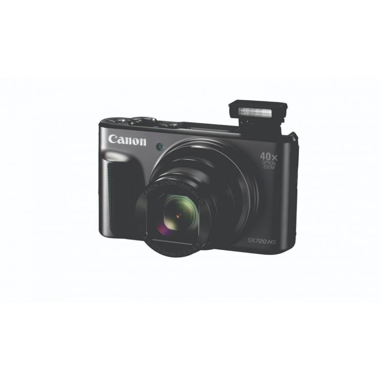 Camara Canon PowerShort SX720 HS Black