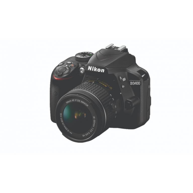 Camara Nikon Coolpix D3400