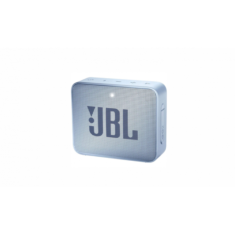Parlante Portatil JBL Bluetooth GO 2 Cyan