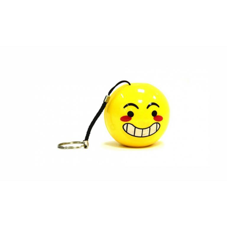 Parlante Llavero Emoji c/Bluetooth