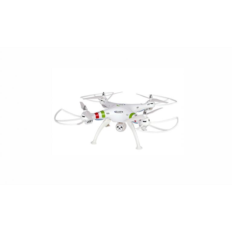 Drone Cuadricoptero Helicute Zenith Smart c/Camara H809SW GPS