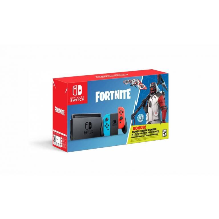 Nintendo Switch (USZ) + Fortnite