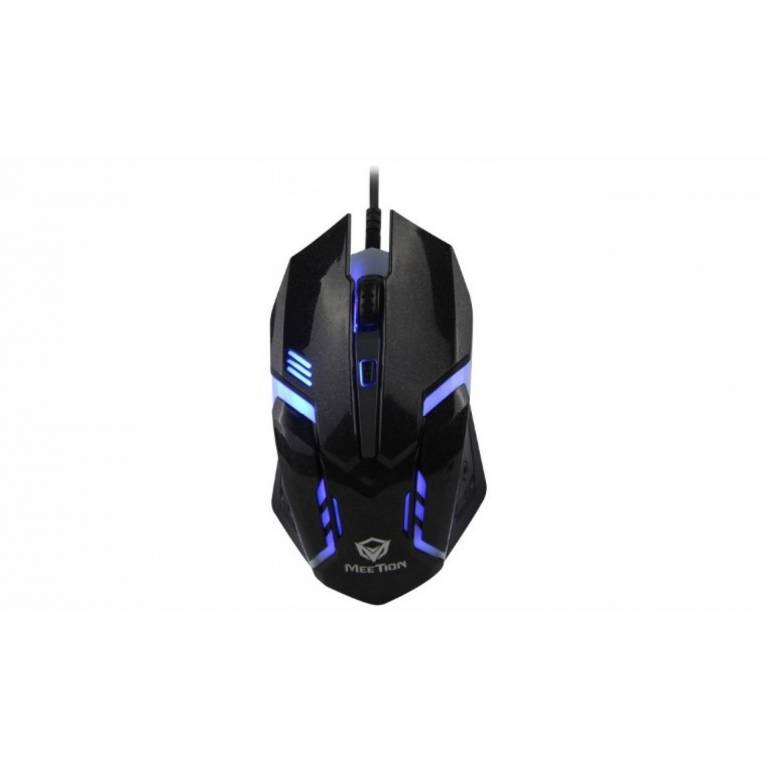 Mouse Meetion Gaming MT-M371 Black