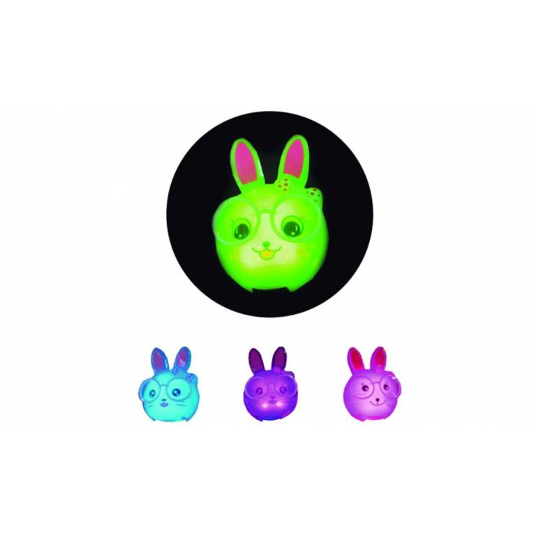 Veladora Led Unicornio/Conejo/Estrella