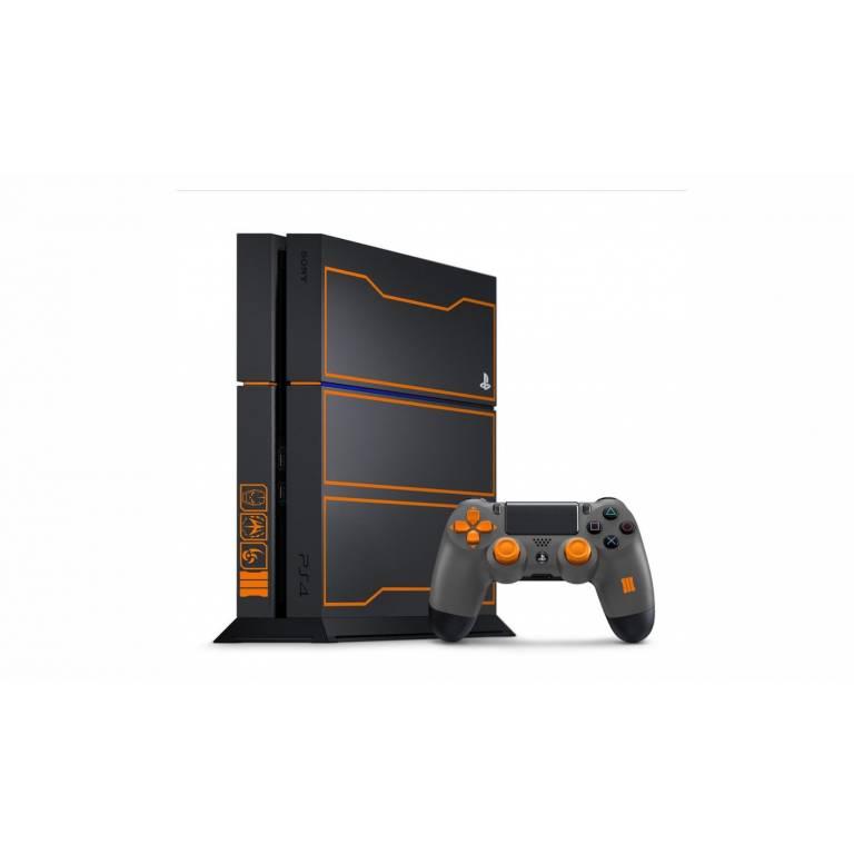 Playstation 4 1TB + 1 Joystick Edition Black Ops 3