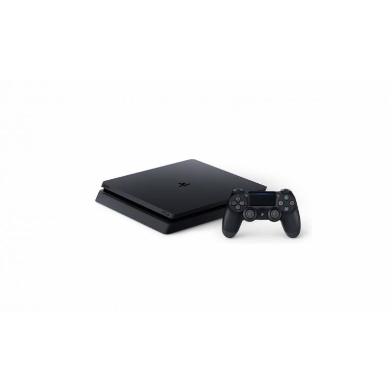 Playstation 4 Slim 1TB + 1 Joystick