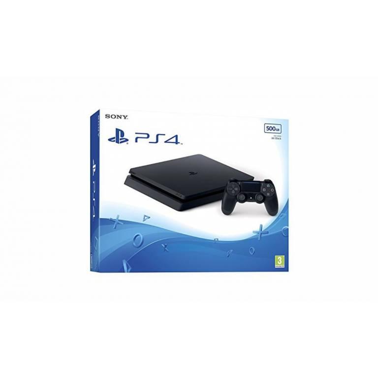Playstation 4 500GB + 1 Joystick