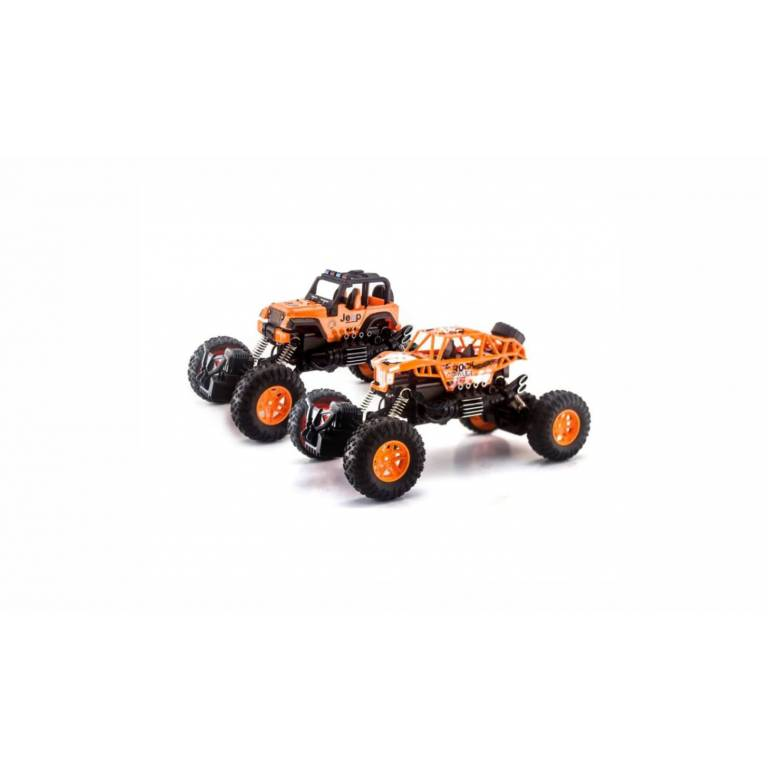 Auto a Control Remoto Crawler 2WD (HT050)