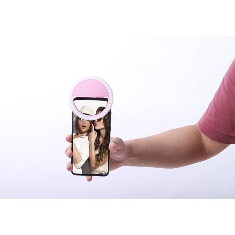 Selfie con Luz Xion para Celular XI-LIGHTCELL