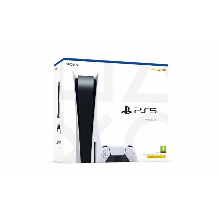 Playstation 5 825GB + 1 Joystick