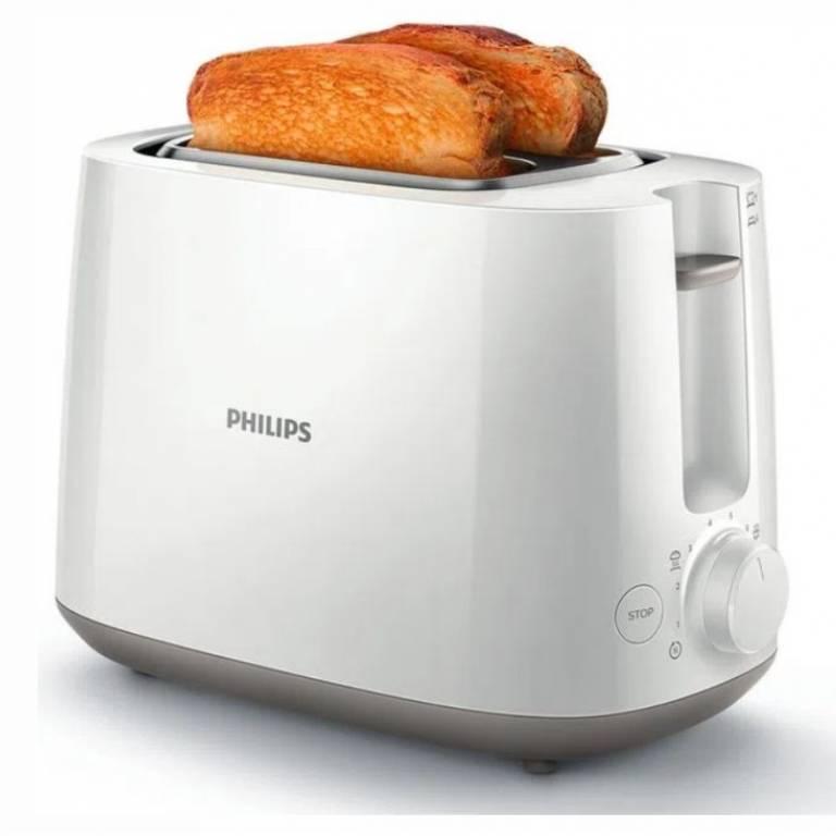 Tostadora Philips 2 Panes (HD2851/00)
