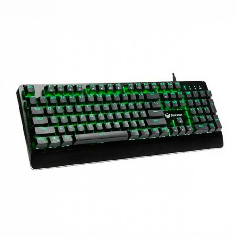 Teclado MeeTion Gaming Mecanico RGB MK01