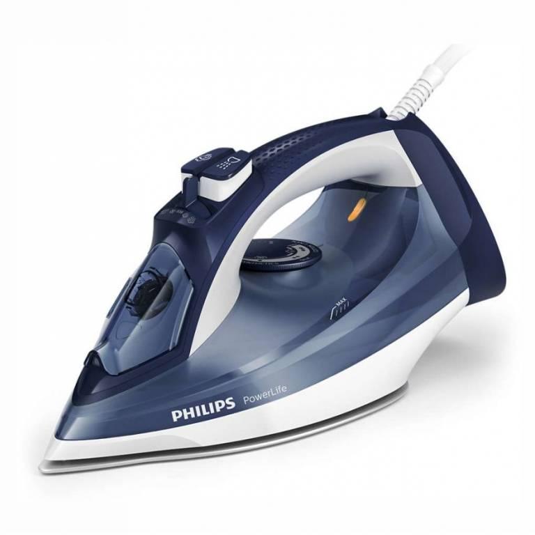 Plancha a Vapor Philips PowerLife GC2994/20