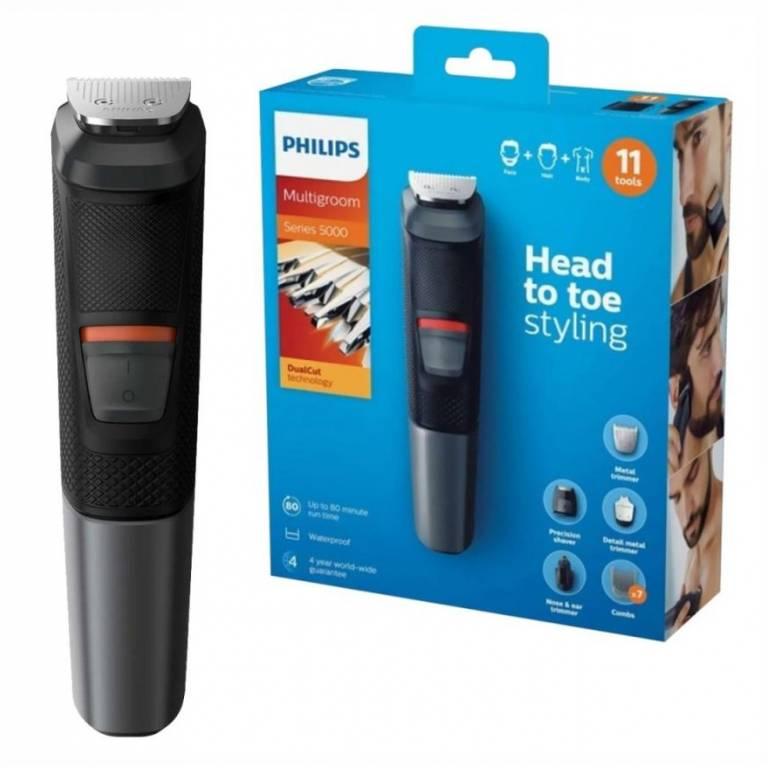 Afeitadora Philips MultiGroom 10 en 1 MG5730/15