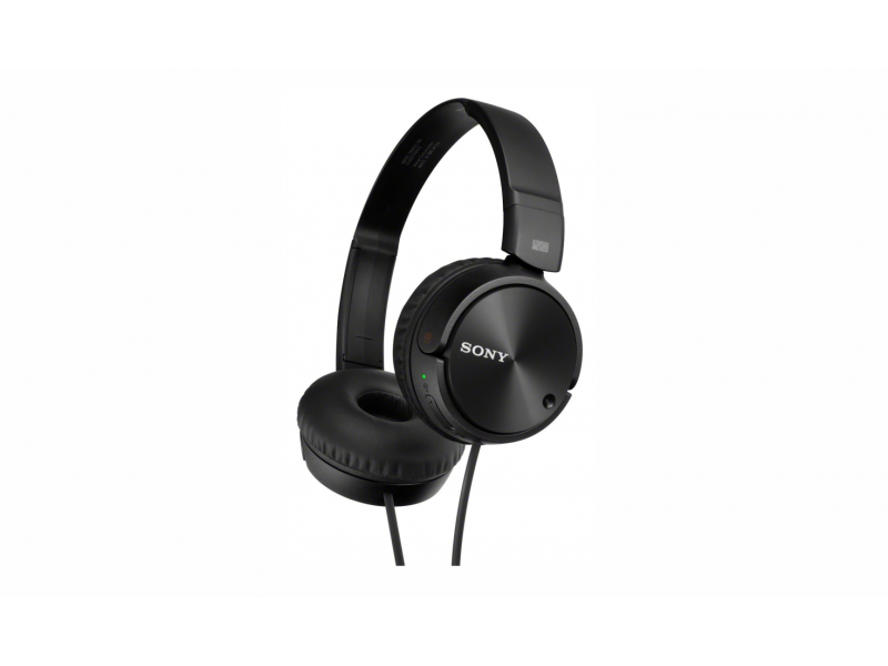 Auricular Sony (MDR-ZX110) Negro