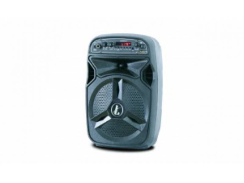 Parlante Amplificado Ledstar Bluettooh LCA-06