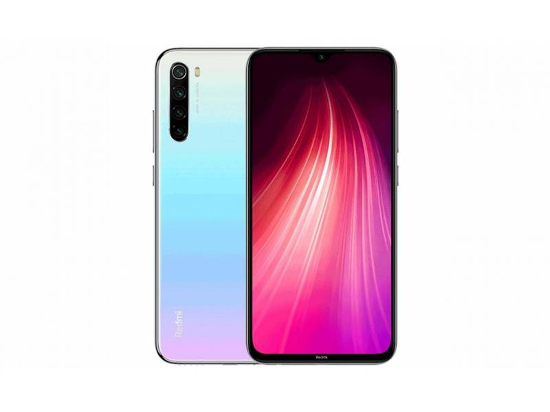 Celular Xiaomi Redmi Note 8 Moonlight White