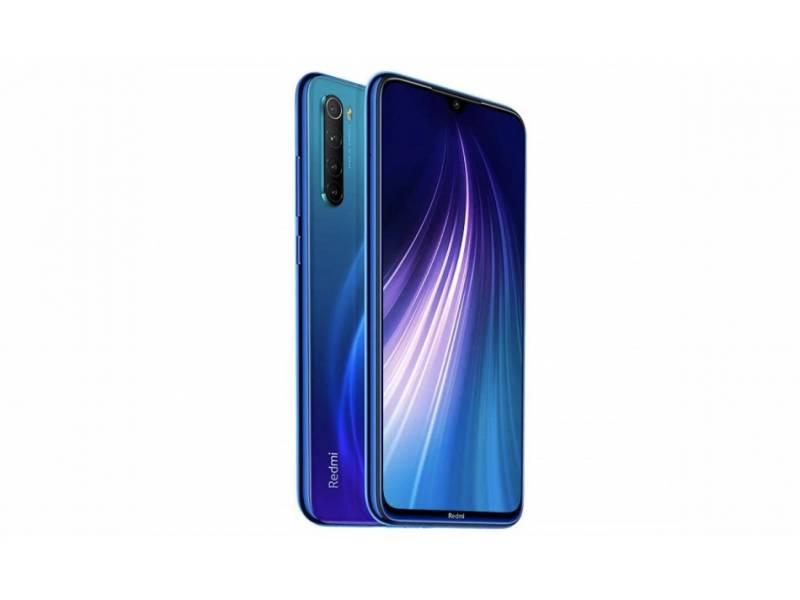 Celular Xiaomi Redmi Note 8 Neptune Blue