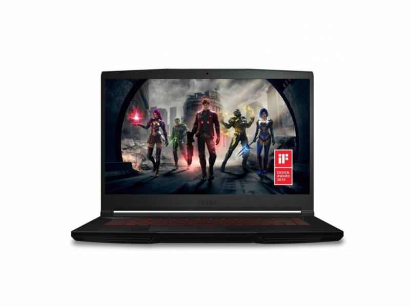 Notebook MSI GF63 i5-10300H